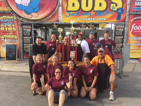 Nugget Rib Cookoff Uncle Bub S